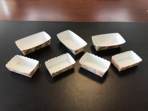 Caixa de almoço máquina de formação