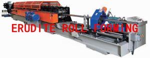 C Terça máquina de formação de rolos com corte de Voo do Servo