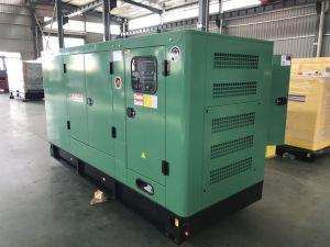 50kw天燃ガスの発電機のガスエンジンLPGの発電機の防音のタイプ