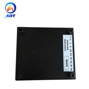 Детали генератора автоматический регулятор напряжения AVR - Электросхема Sx440