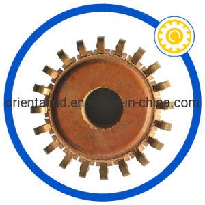 Conmutador de tipo gancho con el anillo de refuerzo para herramientas eléctricas