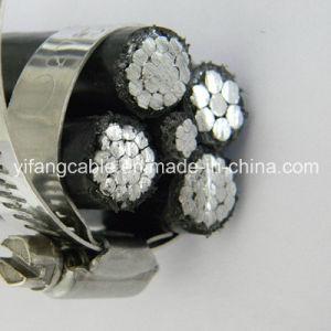 0.6/1kv cavo ambientale di alluminio di ABC 3*70+54.6+16mm2