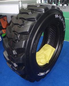 Rotluchs-Gummireifen/Reifen, Gleiter-Ochse Tire/Tyre (L2/G2 14-17.5)