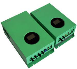 Auf Rasterfeld-Sonnenkollektor-Energien-Inverter-Solarwind hybridem PV-Inverter mit Steuer5-Jähriger Garantie des Leistungs-Faktor-IP65 MPPT (SM-4K/1S)