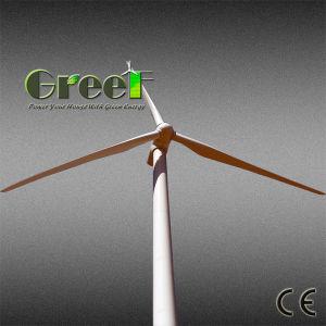 Eixo Horizontal 7.5kw turbina eólica off-grid e em todo o sistema de grade