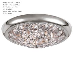 Neue moderne Art-Kristalldecken-Lampe (TR010C6)