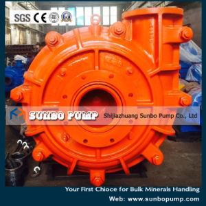Heavy Duty centrífugo de alta presión de la minería del carbón o de la Bomba Bomba de lavado