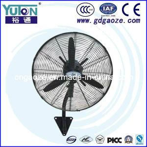 Oscillant industrielle à grande vitesse ventilateur de montage mural
