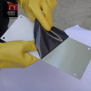 기계를 인쇄하는 패드를 위한 얇은 강철 플레이트를 (유화액에) 인쇄하는 패드