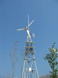 De horizontale Turbogenerator van de Wind van de As