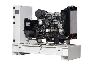 400kVAバックアップ電気容易な操作のおおいのない耐久のディーゼル発電機セット