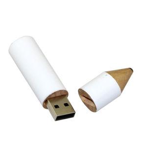 деревянный диск привода пер привода 4GB 8GB 16GB 32GB 64GB вспышки USB 100PCS/Lot на ключевой подгонянной конструкции Aceept логоса как USB подарка