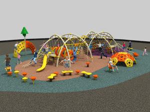De nieuwe Apparatuur van de Speelplaats van de Kinderen van de heet-Verkoop van de Stijl