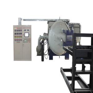Sin presión de carburo de silicio calentamiento resistencia horno de sinterización