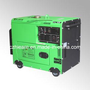 3500watts無声ディーゼル発電機セットの携帯用タイプ(DG4500SE)