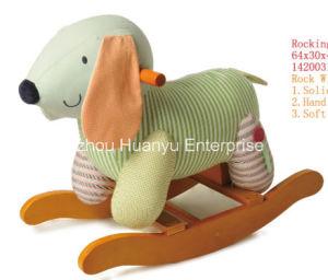 Balanço de abastecimento da fábrica de válvulas/Bbby Animal-Dog brinquedos de madeira