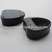 懐中電燈の充電器のプラスチックシェル型