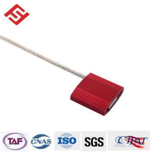 ISO 17712 geben sich die offensichtlichen schweren Stahlkabel-Dichtungen ab, die für Serie bedeuten