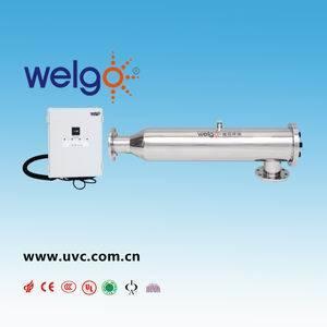 Sterilizer UV per Industrial Water Treatment