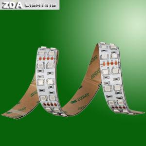 Tira de LED Flexible SMD 5050 de 120m de las luces de LED/doble fila