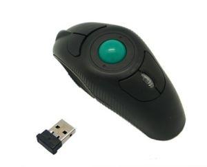 2.4G Wireless шаровой манипулятор мышь (Y-10W)