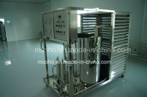 工場香水機械、フリーズの香水機械
