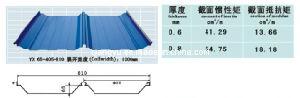 Panneau de toit de métal