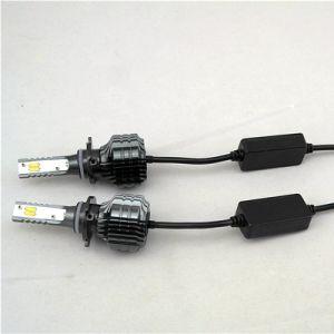 Faro automatico H11 H7 Hb3 9006 di colore LED dell'automobile doppia LED del faro 20W 3000lm Csp Q5 9005
