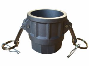 Parti di alluminio/inossidabili/tipo CC di /Coupling/Valve dell'accoppiamento del Camlock di Steel/PP/Brass