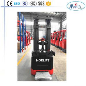 Volledig-elektrische Stapelaar 1000-1500 Kg voor Pakhuis - Pagina's 1/1