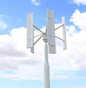 H tapent le prix de générateur de vent de 600W 48V Maglev Verticla