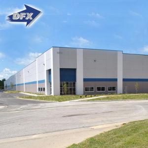 Un design moderne prix bon marché Industrial Structure en acier préfabriqués de stockage de l'entrepôt pour la vente