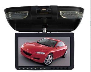 Supporto DVD+Game+FM+IR+SD+USB+MP4+DIVX+Speaker del tetto da 9 pollici