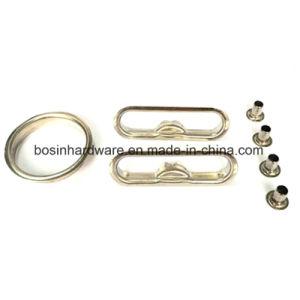 Черный металлический 2 устройство для сшивания кольцами
