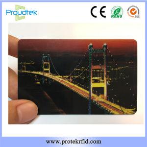 Scheda senza contatto astuta della scheda del PVC della lunga autonomia dello straniero H3 di frequenza ultraelevata di RFID per il pagamento ad alta velocità di Cashless del tributo di modo