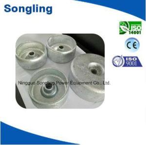 La transmisión de potencia las piezas de metal o hierro fundido de hierro dúctil/