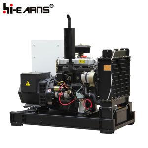 Conjunto do gerador a diesel do motor Cummins (GF-25kVA)