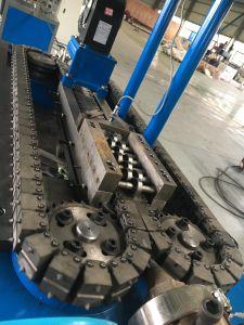 Tubo corrugado de alta velocidade máquina de extrusão