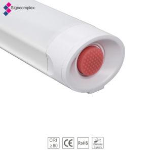 IP65 LED Portátil multifunción Camping Luz de emergencia LED resistente al agua, luz de emergencia