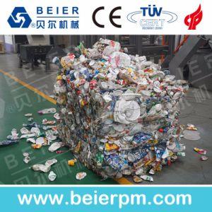 Nous offrons la plus récente du plastique PET/PE/PP de concassage et de lavage machine de recyclage