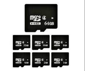 Evo Plus 64GB Tarjeta Micro SD Memory Card Tarjeta CF TF tarjeta las tarjetas SD para Smartphones