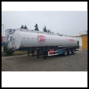 Eixos Fuwa Opcional de volume do tanque de suspensões semi reboque tanque de gasolina