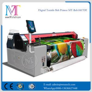 Migliore stampante del tessuto di seta della stampante della tessile di Digitahi del tessuto di cotone di qualità con la stampatrice del sistema della cinghia