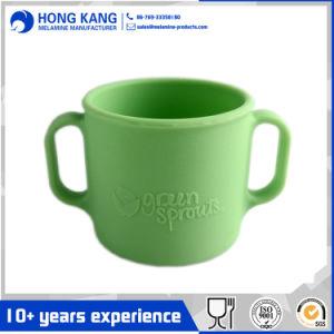 Comercio al por mayor promoción ecológica taza Sippy silicona