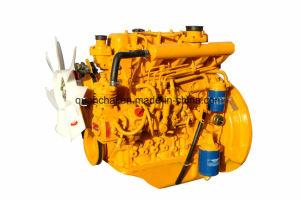 건축 불도저 4c6-65m22를 위한 48kw 65HP 마력 디젤 엔진