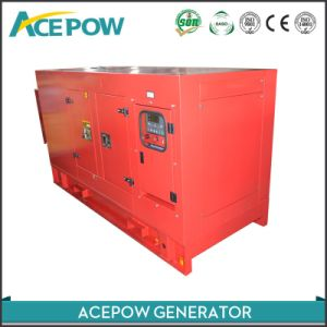 Cummins Silent Generator Set 80kw/100kVA