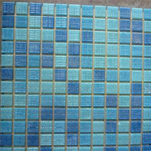 Piscina mosaico de vidrio el arte y mosaico de imágenes