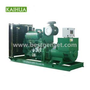 van Diesel van 625kVA/500kw Ccec Cummins het Open Type Reeks van de Generator