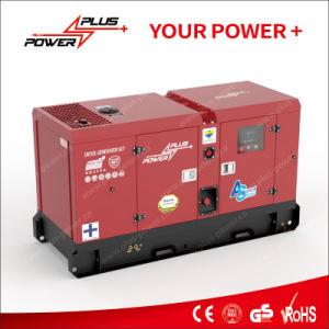 48kw 60kVA Plus Power Super Silent génératrices Diesel