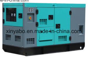 Conception d'auvent 60dB Groupe électrogène Diesel 22kw